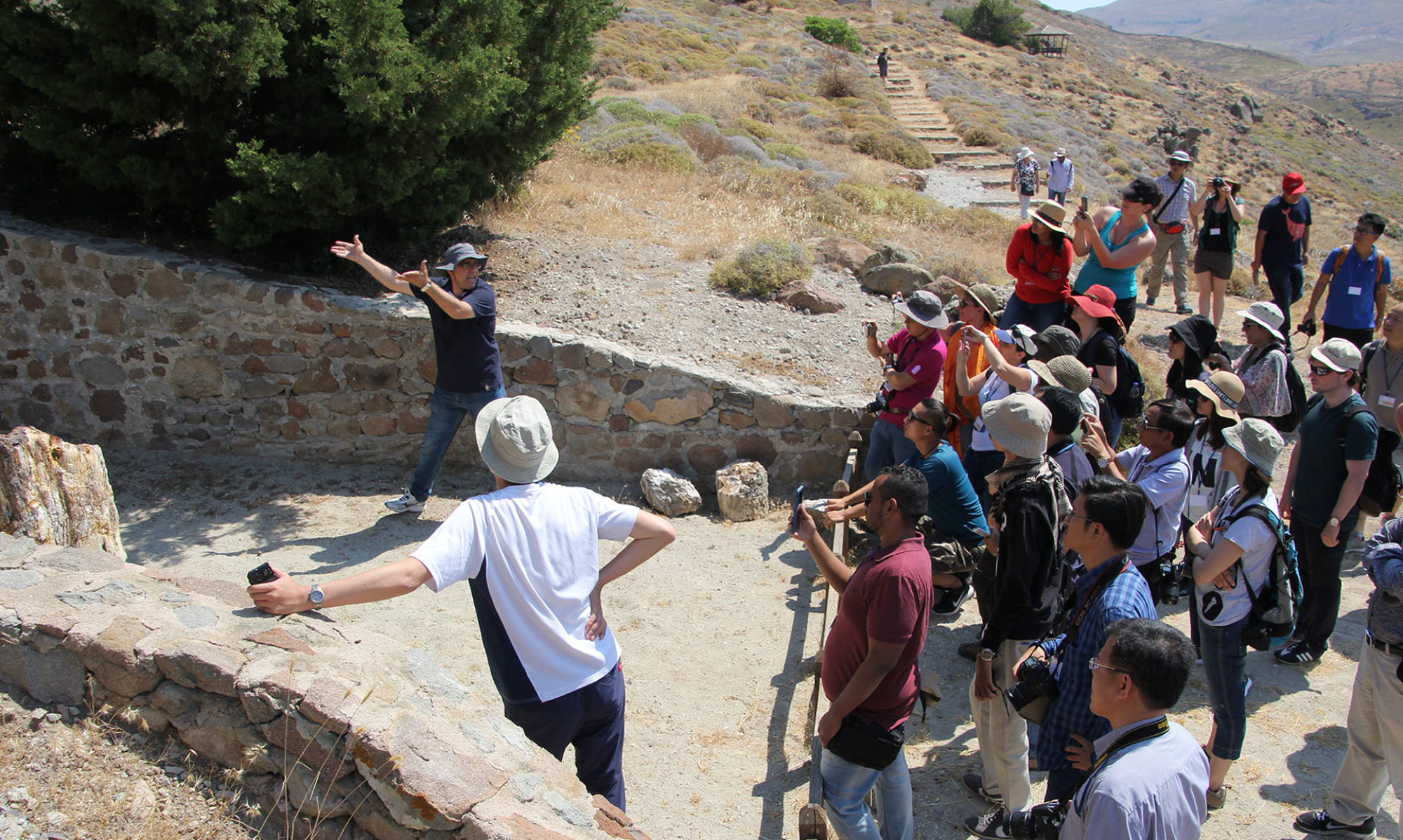 International Intensive Course on Geoparks 2018 | UNESCO Global Geoparks and Geoheritage management