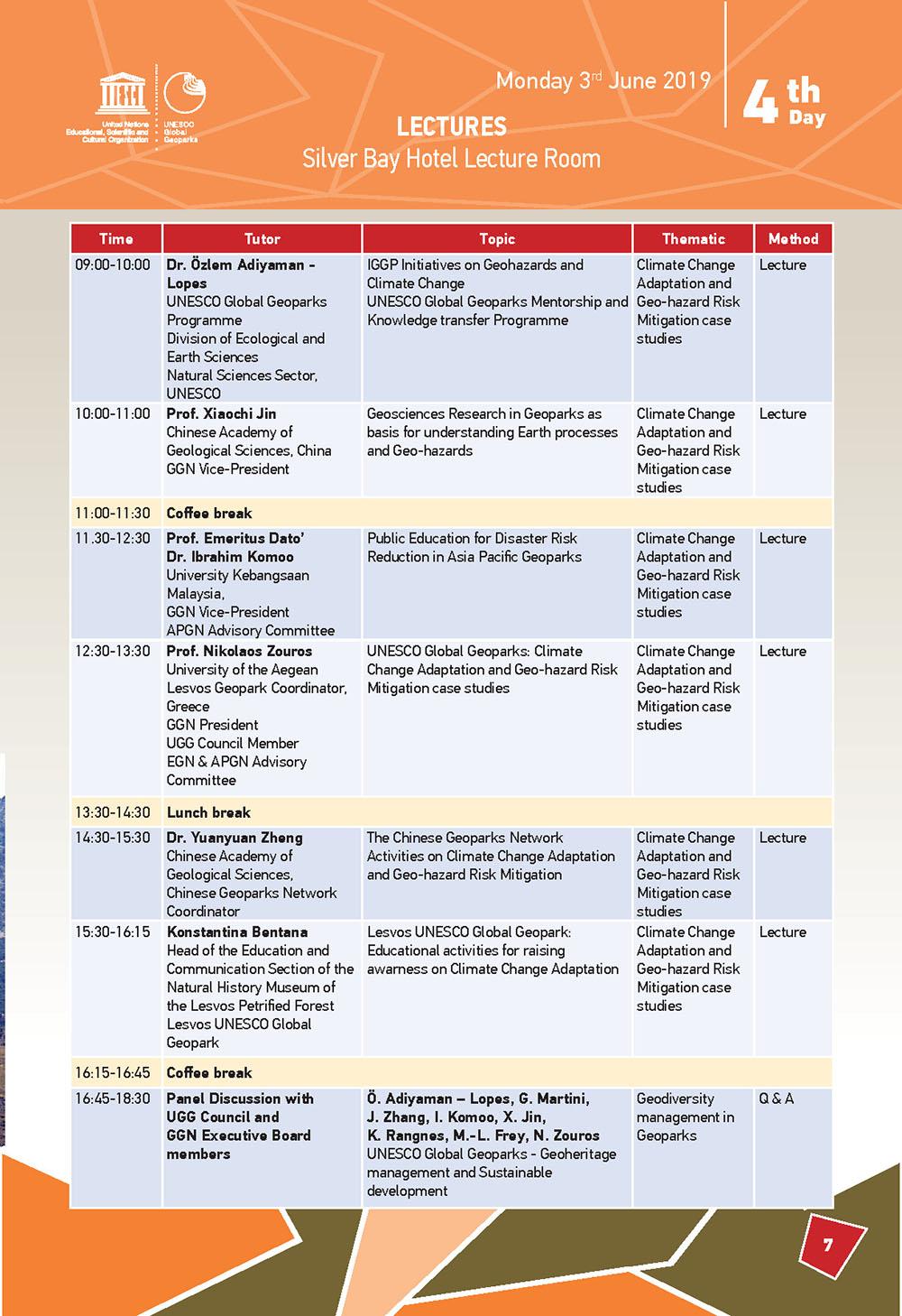 Programme Teliko Web Page 07