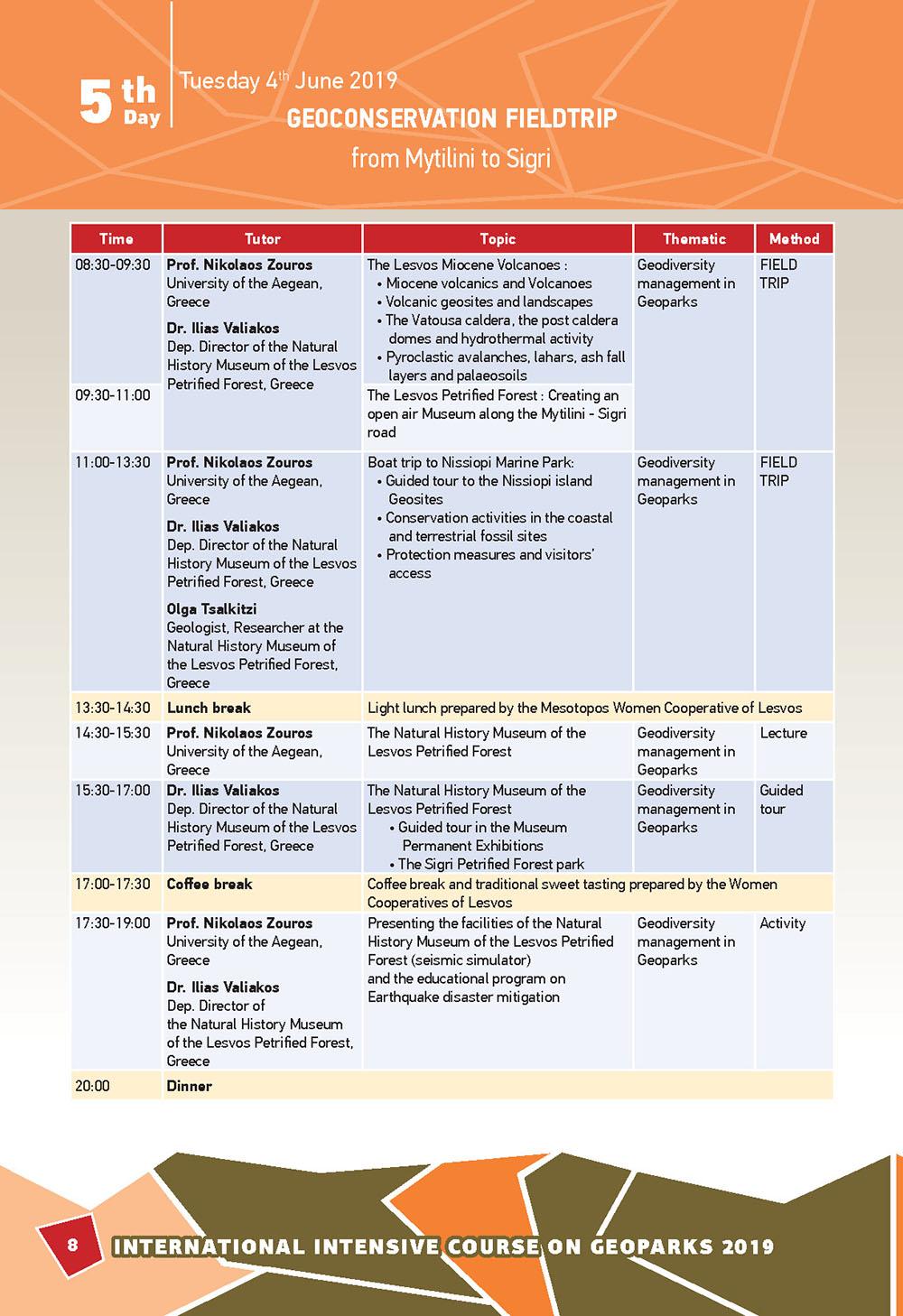 Programme Teliko Web Page 08