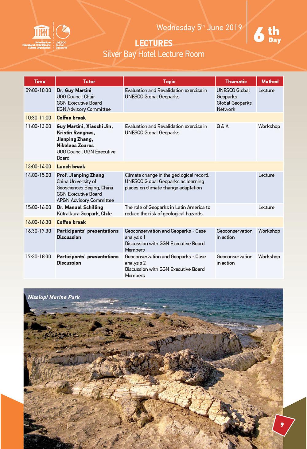 Programme Teliko Web Page 09