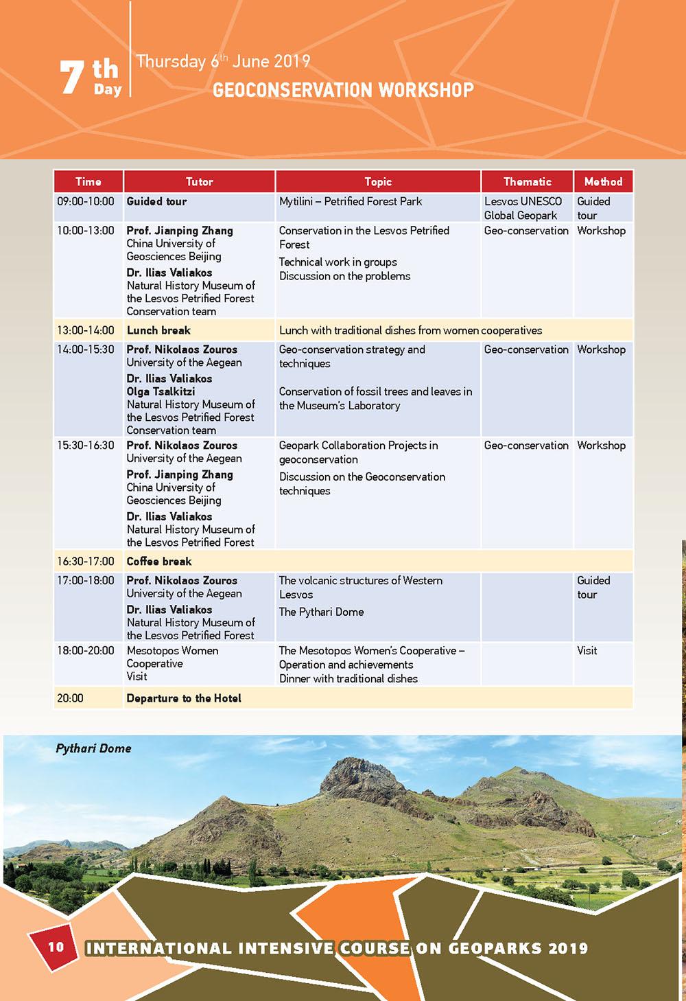 Programme Teliko Web Page 10