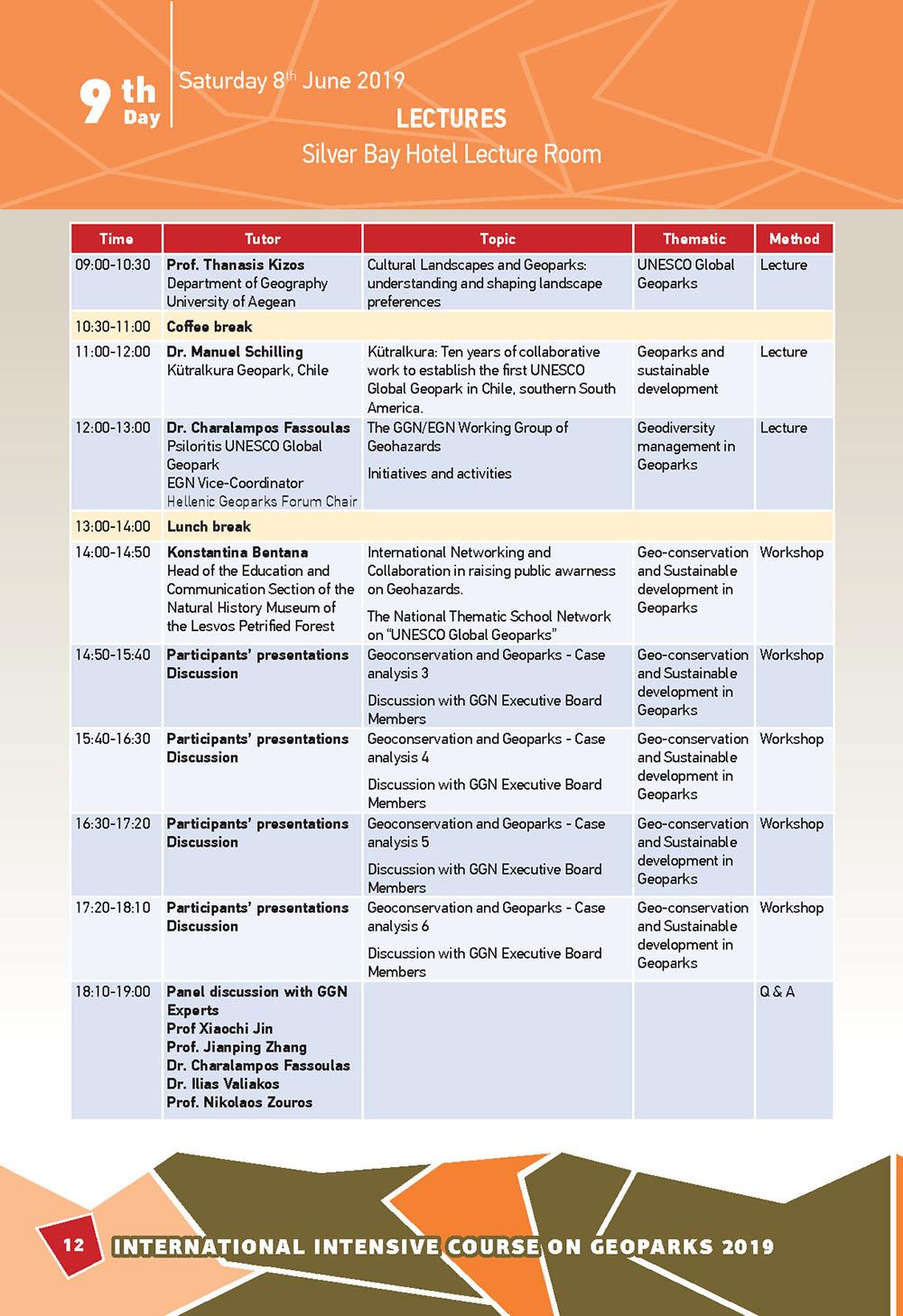 Programme Teliko Web Page 12