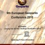 9th European Geoparks Conference 2010