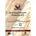 9th European Geoparks Conference