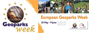 European Geoparks Week 2013