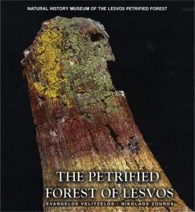 "Coffee-table book ""Petrified Forest of Lesvos"""