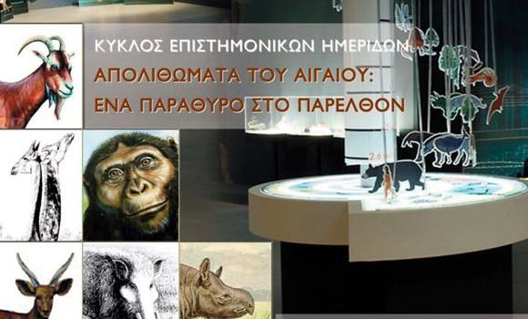 «Απολιθώματα του Αιγαίου: ένα Παράθυρο στο Παρελθόν»