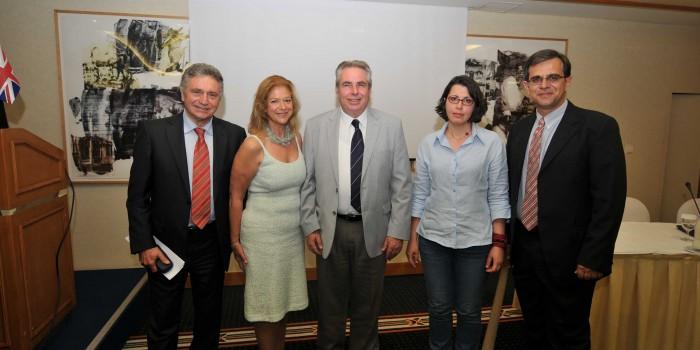 Ομιλία από τον Καθηγητή Νικόλαο Ζούρο «Η Λέσβος στο Παγκόσμιο Δίκτυο Γεωπάρκων της UNESCO»