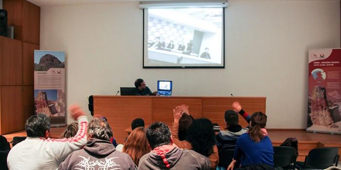 ΗΜΕΡΙΔΑ ΓΕΩΠΑΡΚΟ ΛΕΣΒΟΥ:  Γεωτουριστικές διαδρομές της Λέσβου
