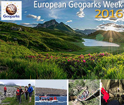 European Geoparks Week 2016