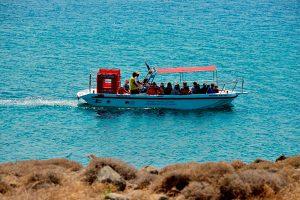 Πάρκο Νησιώπης-Θαλάσσια διαδρομή με σκάφος με γυάλινο πυθμένα