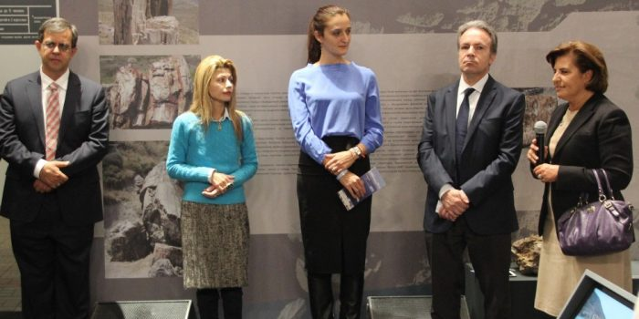 Το AIΓΑΙΟ στη Μόσχα – Εγκαινιάστηκε η μεγάλη έκθεση  ΑΙΓΑΙΟΝ Η Γέννηση ενός Aρχιπελάγους  στο Πολυτεχνικό Μουσείο Μόσχας, ΡΩΣΙΑ