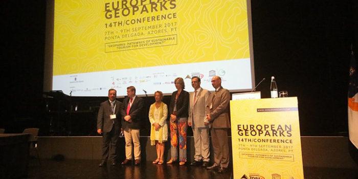 Ολοκληρώθηκε το 14ο Συνέδριο του Δικτύου Ευρωπαϊκών Γεωπάρκων στην Πορτογαλία</br>ΠΑΓΚΟΣΜΙΑ ΓΕΩΠΑΡΚΑ UNESCO:  ΠΡΟΟΡΙΣΜΟΙ ΑΕΙΦΟΡΟΥ ΤΟΥΡΙΣΜΟΥ