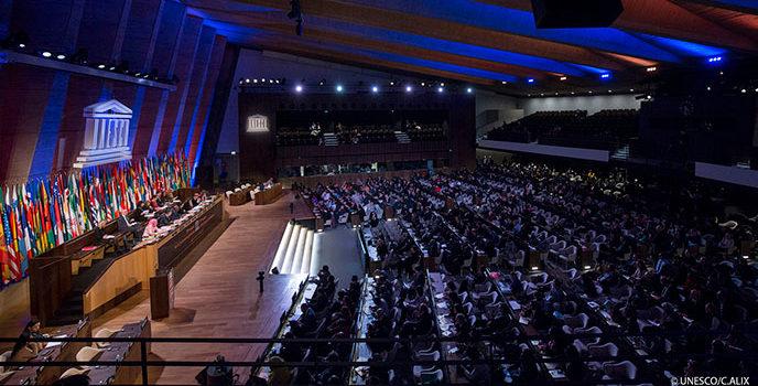 39η Γενική Διάσκεψη της UNESCO</br>Συνεδρίαση της Επιτροπής Επιστημών με κρίσιμες αποφάσεις για τα Γεωπάρκα και την Κλιματική Αλλαγή