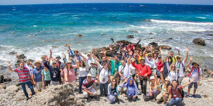Eκπαιδευτικές επισκέψεις  στο θαλάσσιο πάρκο Νησιώπης  και τα γεωλογικά μνημεία  της βόρειας Λέσβου