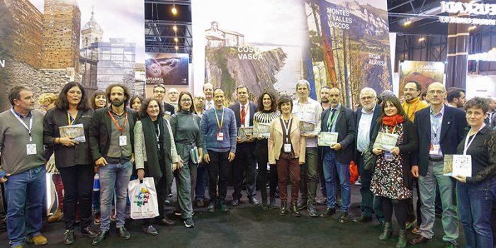ΔΙΕΘΝΗΣ ΤΟΥΡΙΣΤΙΚΗ ΕΚΘΕΣΗ FITUR ΜΑΔΡΙΤΗΣ </br>Προβολή της Λέσβου Παγκόσμιο Γεωπάρκο UNESCO</br>ως διεθνής αειφόρος τουριστικός προορισμός