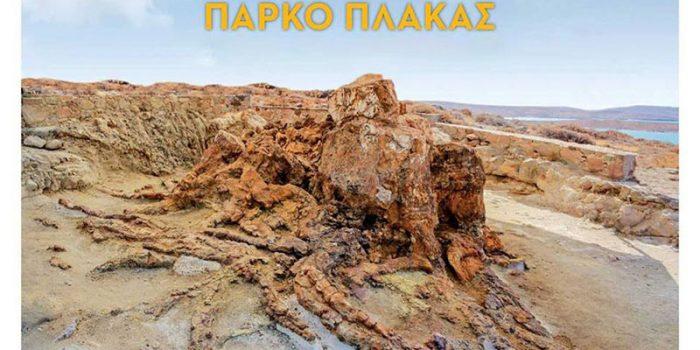 Περιήγηση στο Πάρκο Πλάκας Σιγρίου</br>Σάββατο 6 Ιουλίου 2019