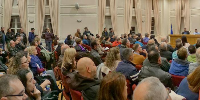 Με πολύ μεγάλη συμμετοχή του κοινού πραγματοποιήθηκε η </br>ΓΙΟΡΤΗ ΜΑΝΙΤΑΡΙΩΝ 2019  ΣΤΗ ΛΕΣΒΟ ΠΑΓΚΟΣΜΙΟ ΓΕΩΠΑΡΚΟ UNESCO | 14-15 Δεκεμβρίου 2019