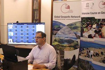 Ολοκληρώθηκε με επιτυχία το ΨΗΦΙΑΚΟ ΣΧΟΛΕΙΟ ΓΕΩΠΑΡΚΩΝ 2020</br>«UNESCO Global Geoparks:  Territories of Resilience»