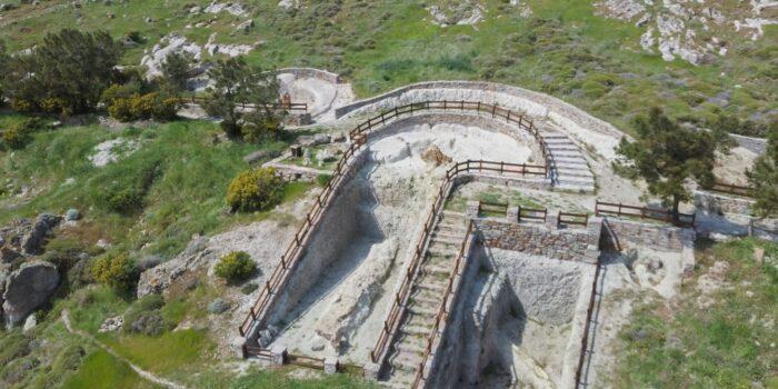 Διαδικτυακό Διεθνές Συνέδριο της Επιτροπής Γεωμορφολογίας & Περιβάλλοντος της Ελληνικής Γεωλογικής Εταιρείας<br>Δράσεις για την ανάδειξη της φυσικής κληρονομιάς της Λέσβου<br>Αθήνα, 16 Δεκεμβρίου 2020 | Χαροκόπειο Πανεπιστήμιο