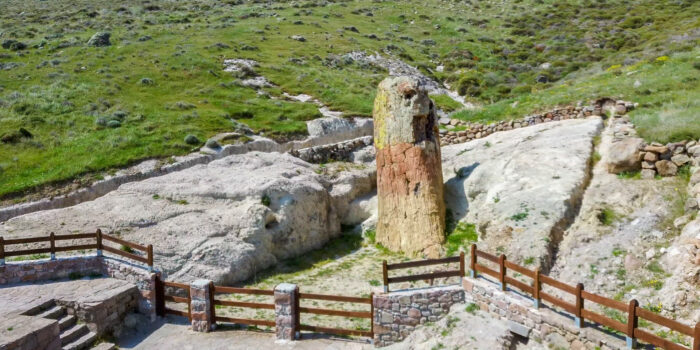 Βράβευση του Μουσείου Φυσικής Ιστορίας Απολιθωμένου Δάσους Λέσβου στα Landscape Awards 2021